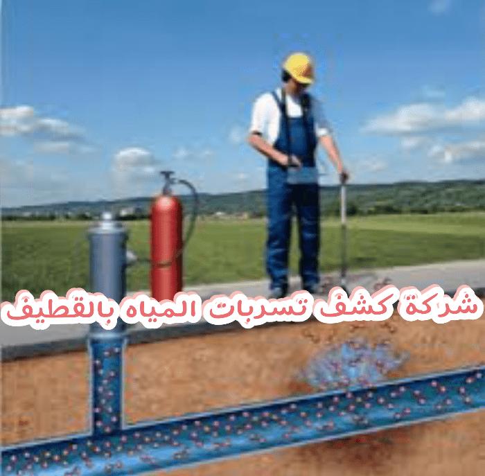 Photo of شركة كشف تسربات المياه بالقطيف 920001963